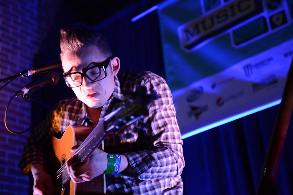 Bernhoft at SXSW / Photo by Wavey