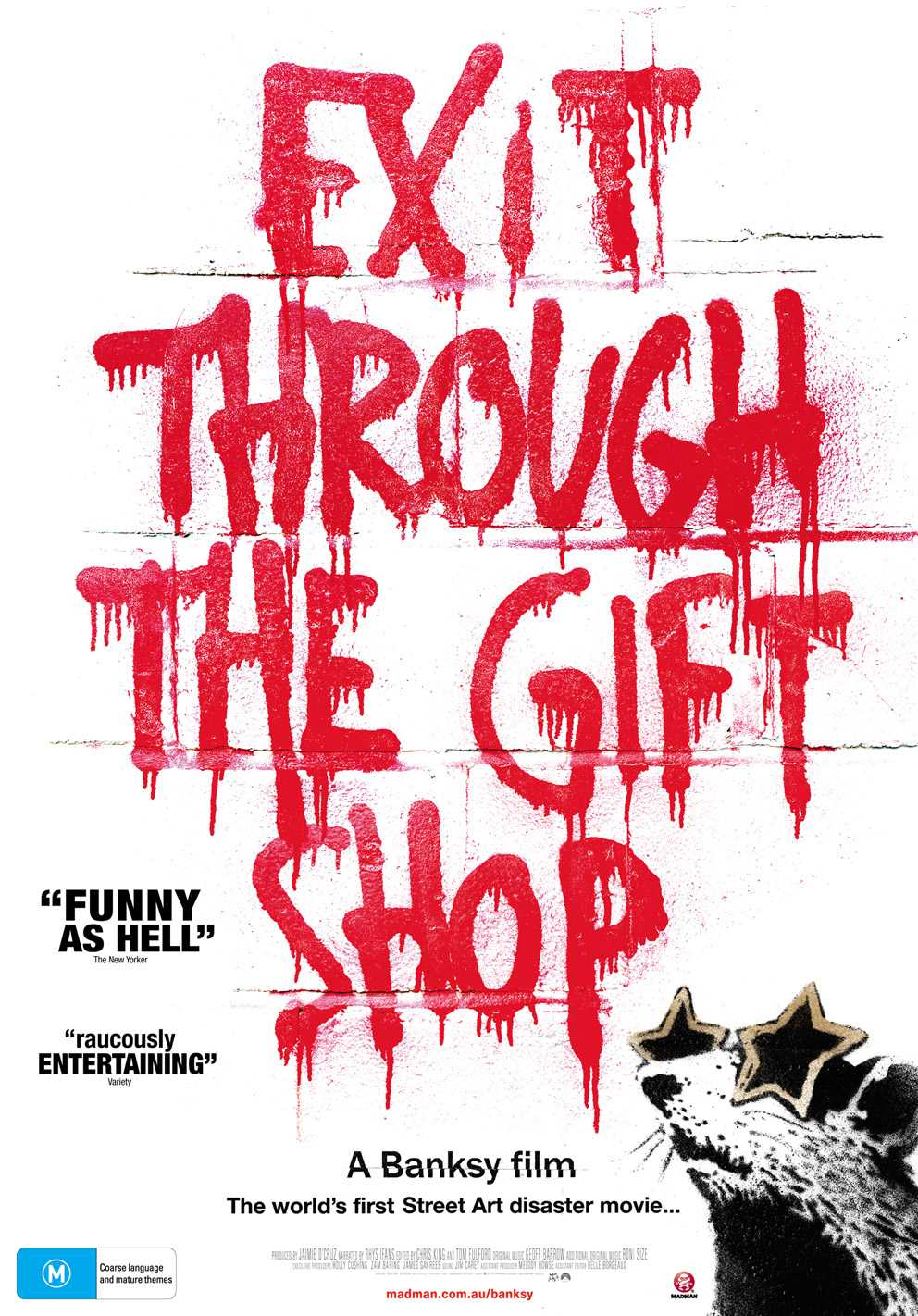Oct 23: Exit Through the Gift Shop on Netflix | Alt Citizen