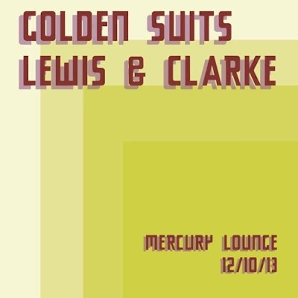 golden suits