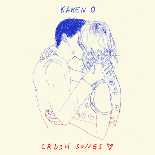 Karen o crush songs   final album packshot