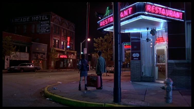 Arcade Hotel - Mystery Train (1989)