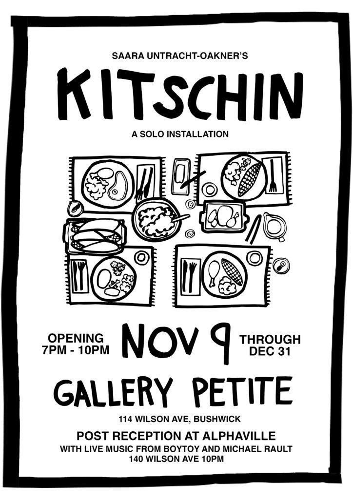 KITSCHIN FLIER
