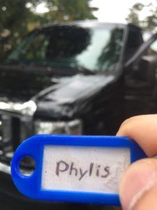 Phyllis van keys