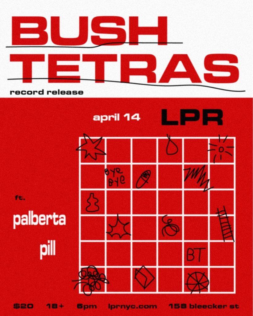 Bush-Tetras-Release-Show-Poster