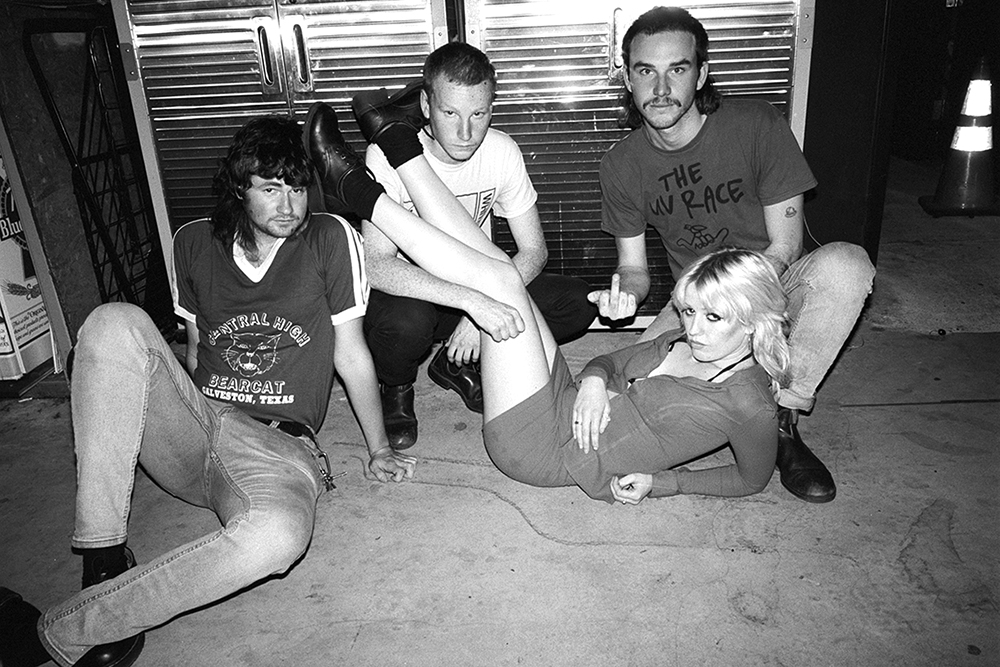 Amyl And The Sniffers First Big Whiff Of Punk Fame Alt